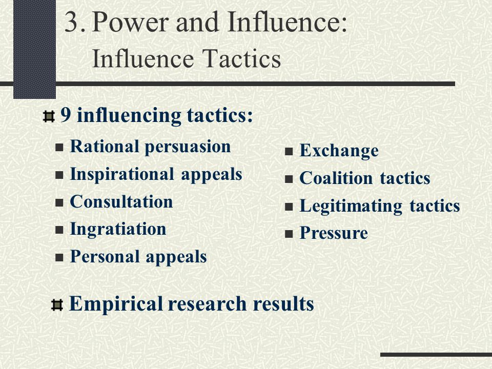 affect of power and influence on leadership How does leadership style influence organizational productivity by tara duggan related articles  the effects of leadership styles on the organization.