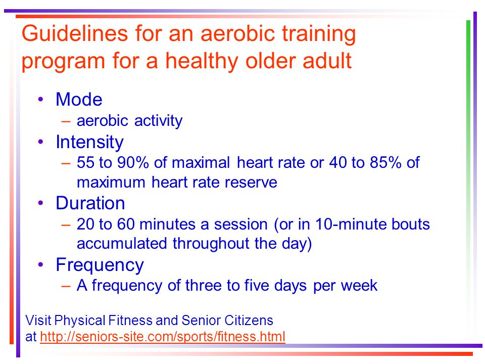 activity adult educational older program