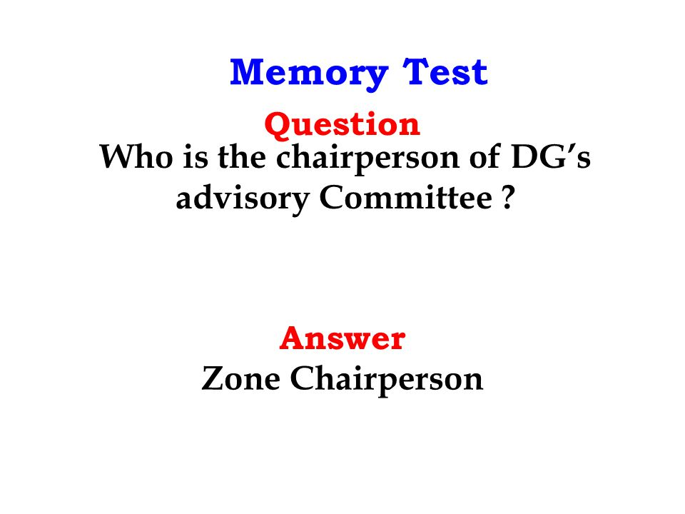 advisory chairman committee meeting zone The international association of lions clubs zone chairman's report of dg's advisory committee meetings  first second third fourth zone meeting [tick one.