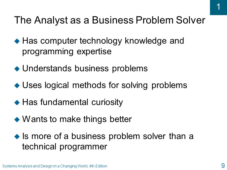 information systems business problem analysis Need to complete information systems analysis for an information management project and want practical suggestions to ensure rapid project delivery.