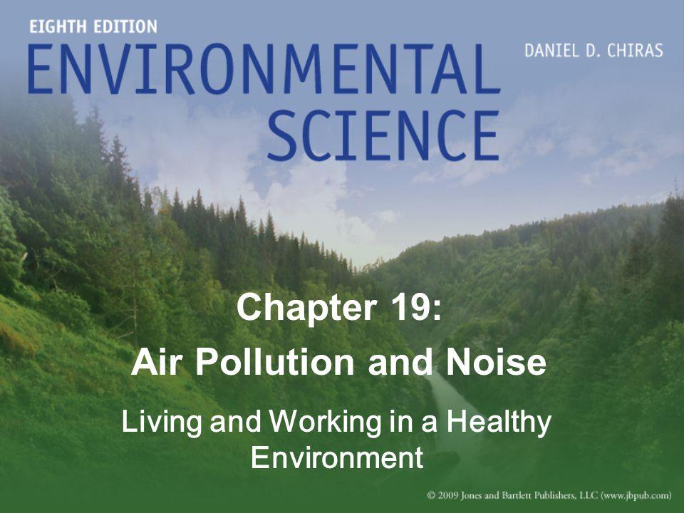 environmental health science air pollution