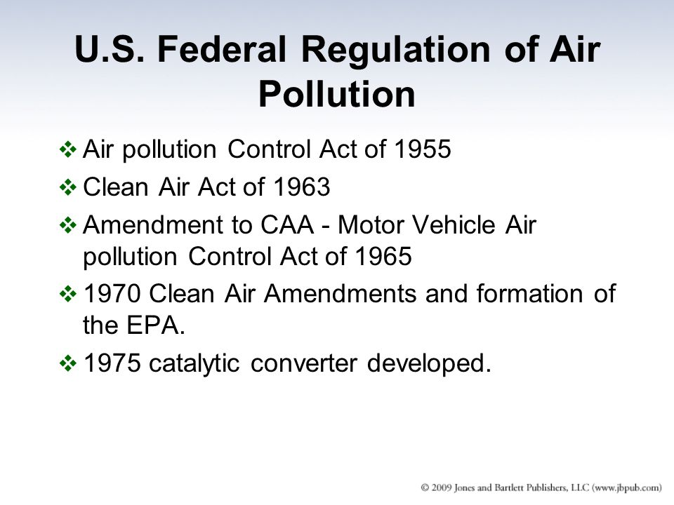 chapter 19 air pollution and noise ppt video online