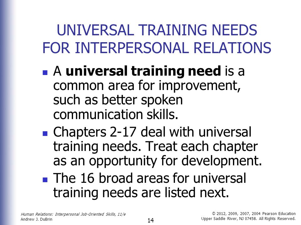 interpersonal needs Interpersonal definition is - being, relating to, or involving relations between persons being, relating to, or involving relations between persons.