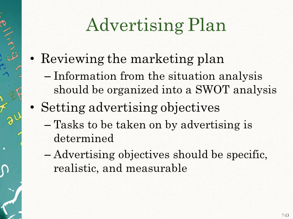 Chapter Seven Marketing Advertising And Imc Planning  Ppt Download