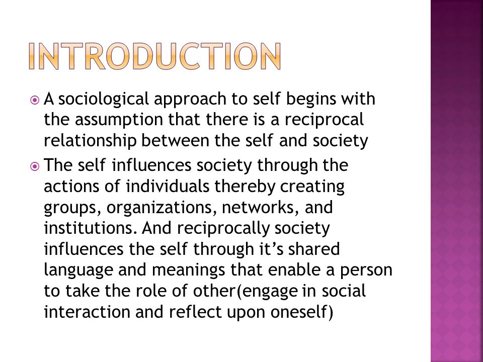 quotes sociology society and individual reciprocal relationship