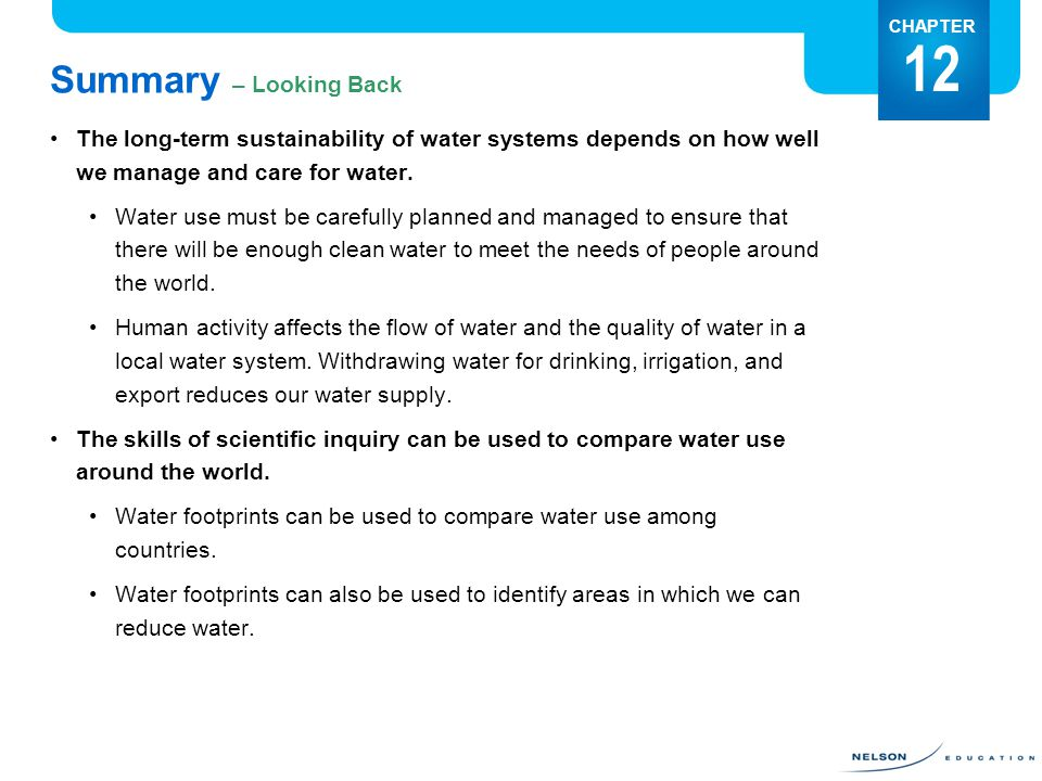 Water, Weather, and Climate - ppt download