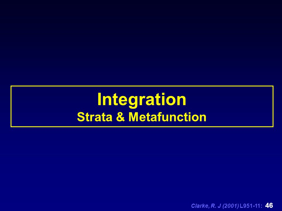 ideational metafunction The ideational metafunction can be further differentiated into the experiential and the logical subtypes metafunctions are distinguished from macrofunctions and.
