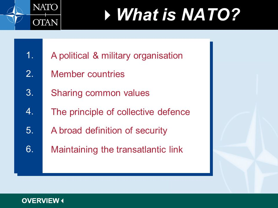 North atlantic treaty organisation ppt download - What is the meaning of commode ...