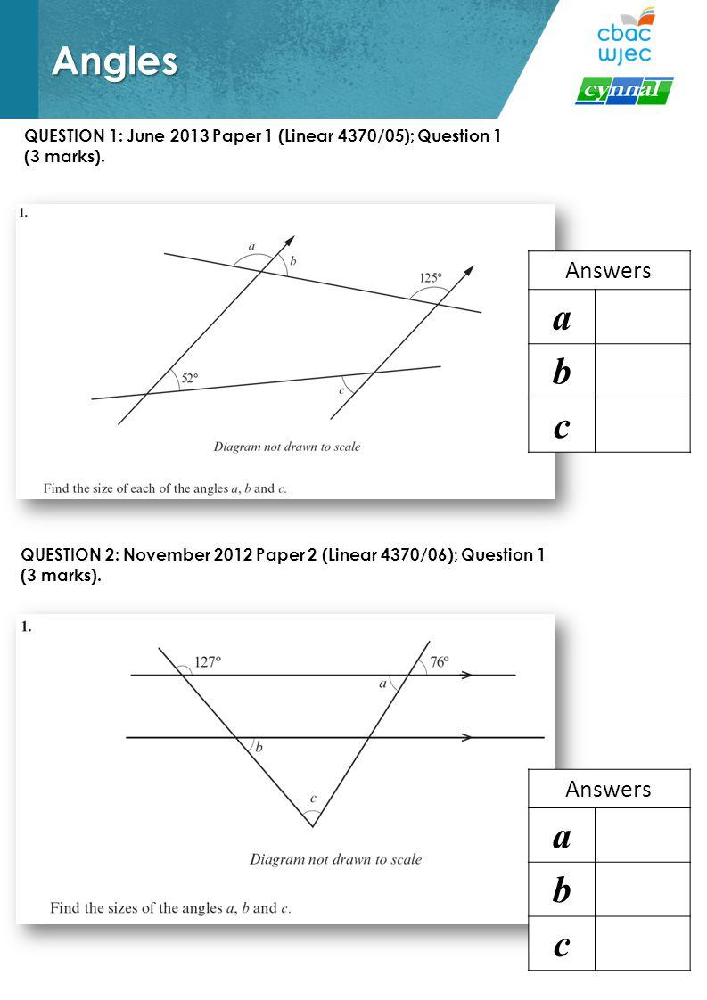 aqa gcse mathematics linear past papers Gcse past papers i no longer update mathematics (aqa) mathematics (4360) unit 1 foundation november 2012 mathematics (linear.