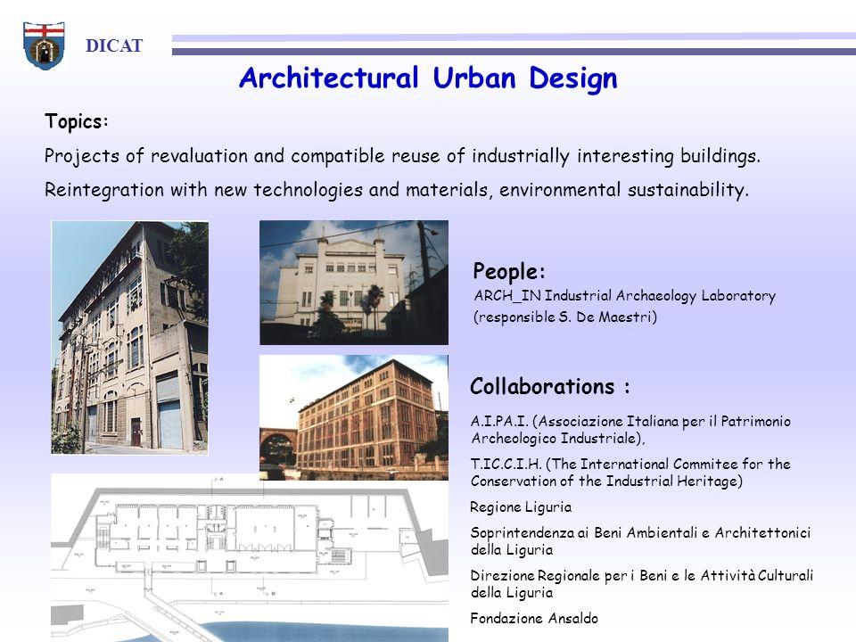 Architectural Urban Design