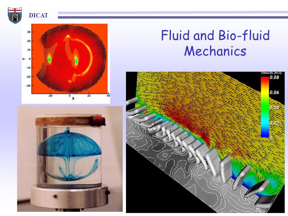 Fluid and Bio-fluid Mechanics