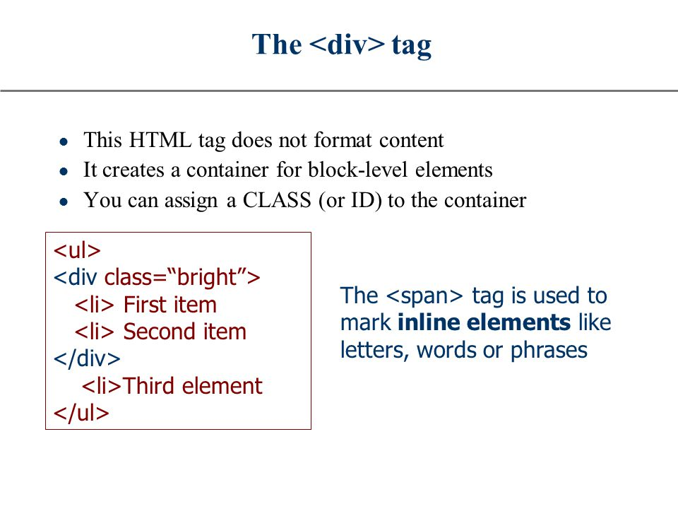 Cascading style sheets css ppt video online download - Div tag properties ...
