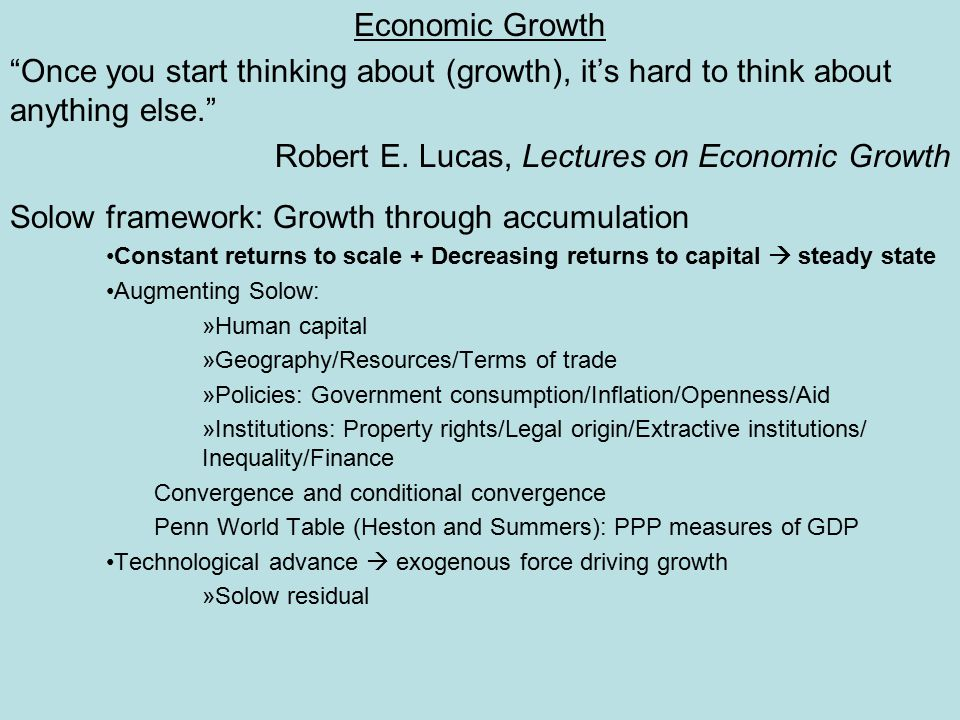 Robert e lucas lectures on economic growth ppt video online download robert e lucas lectures on economic growth fandeluxe Image collections
