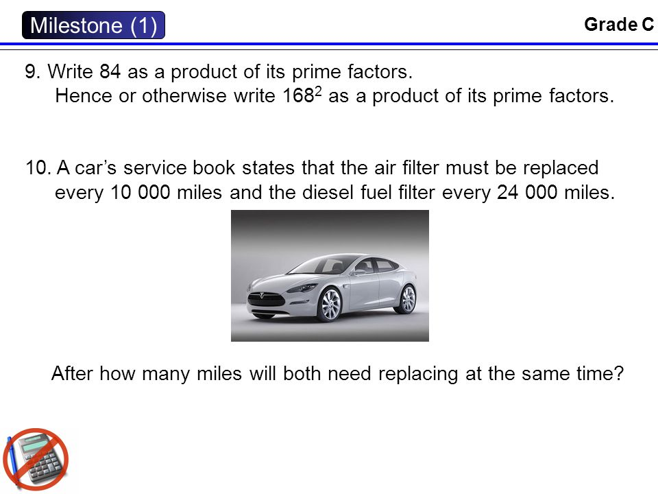 write 45 as a product of prime factors