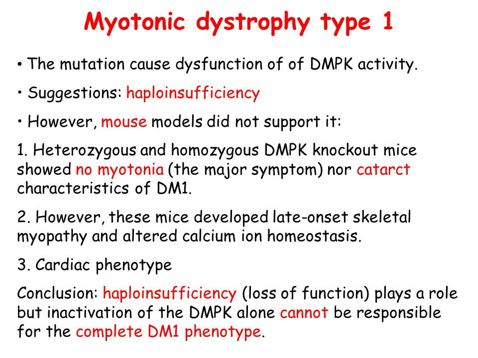 characteristics of congenital myotonic dystrophy Short report myotonia and flaccid dysarthria in patients with adult onset myotonic dystrophy congenital and juvenile onset myotonic dystrophy.