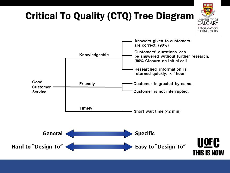 ucit lean six sigma initiative - ppt video online download critical to quality diagram zambezi shark next to human diagram