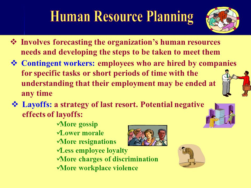 the negative impacts of mismanaged layoffs on an organization Employees may even assume more layoffs are inevitable and begin spreading rumors which can have a negative impact on productivity in the effects of organizational downsizing and layoffs on organizational commitment.