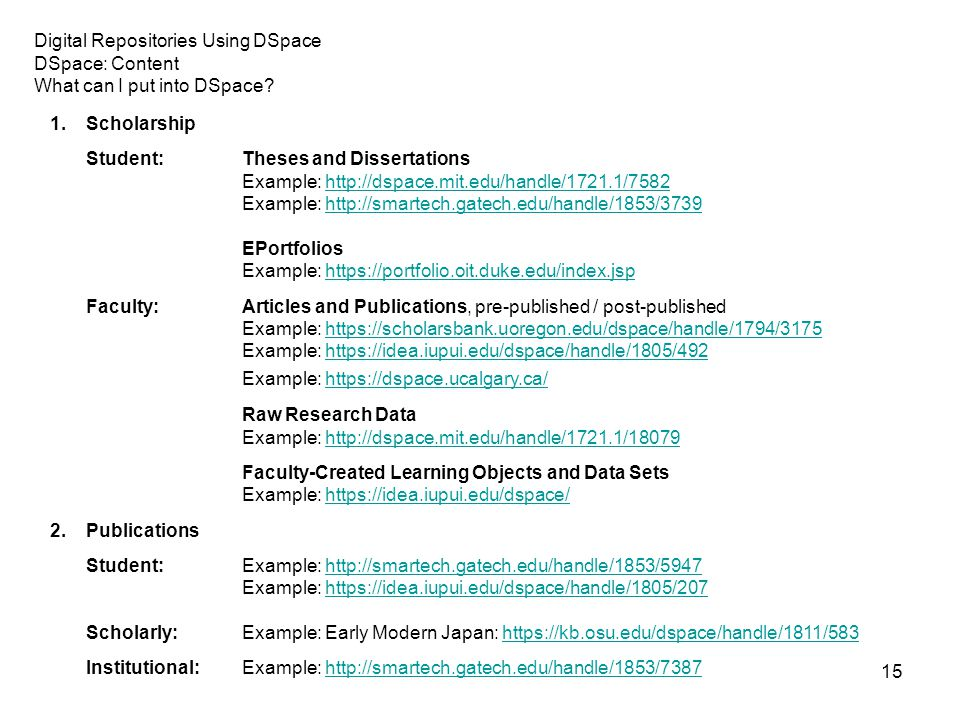 Theses & Dissertations by Other Authors