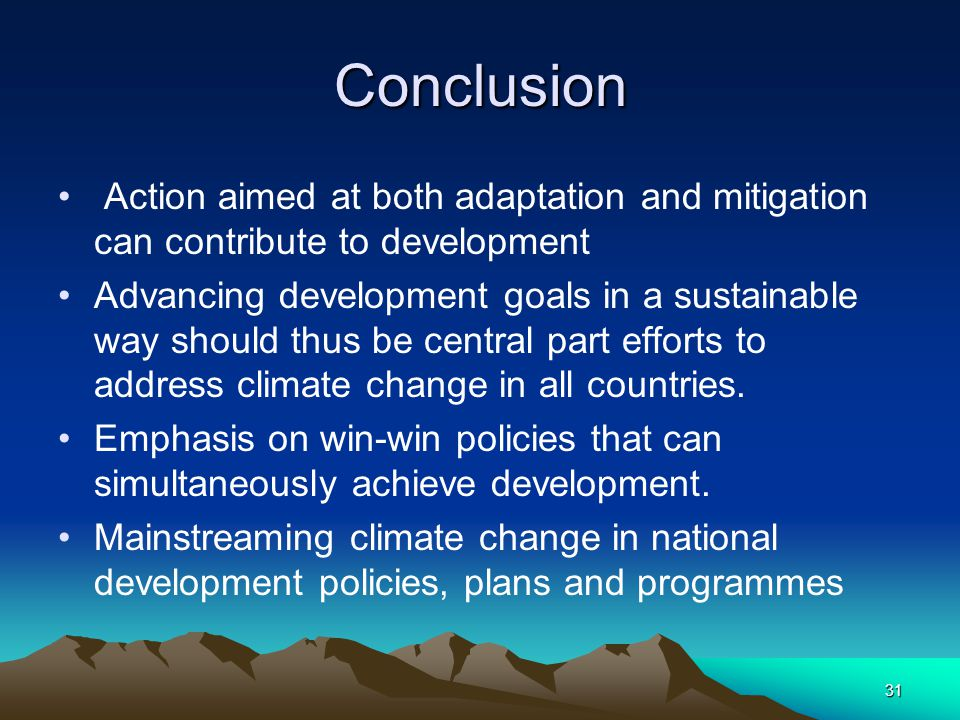 conclusion of climate change Research paper introduction about climate change by lauren bradshaw at customwritingscom you can buy a research paper about climate change essays.