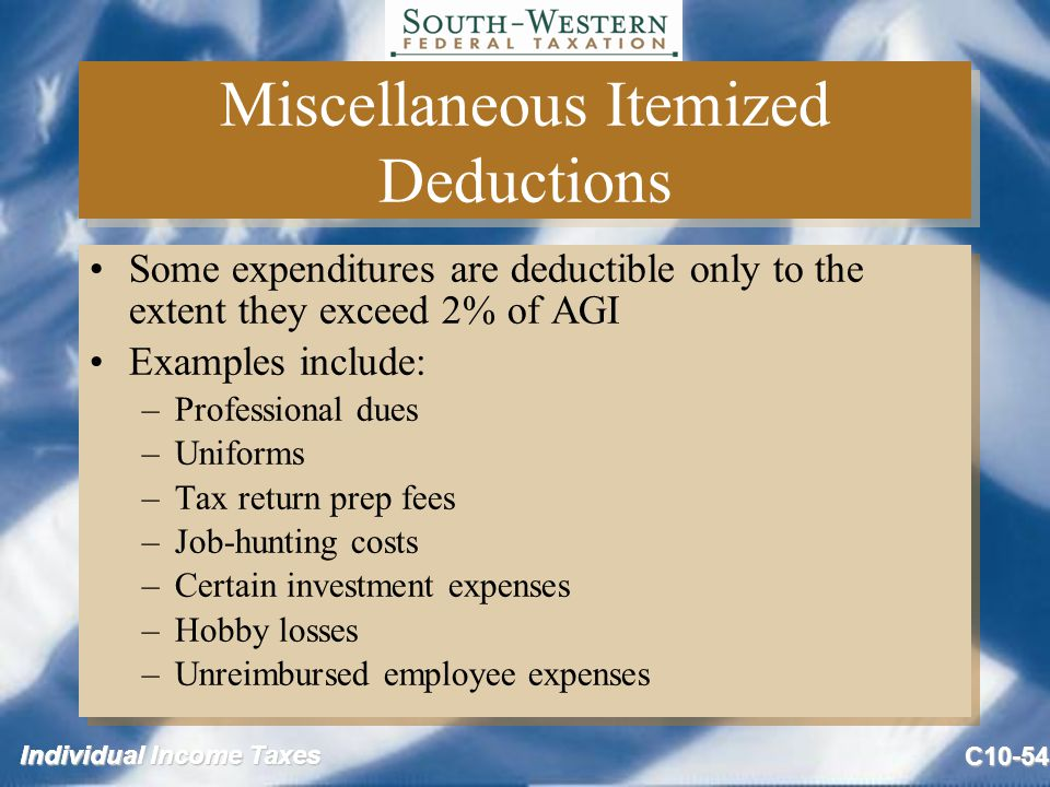 Individual Income Taxes Copyright ©2009 Cengage Learning - Ppt
