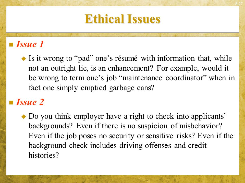 the inside job ethical issues Inside job i just saw the movie inside job that  i do not see any signs that the financial services industry recognizes its ethical failings and has.