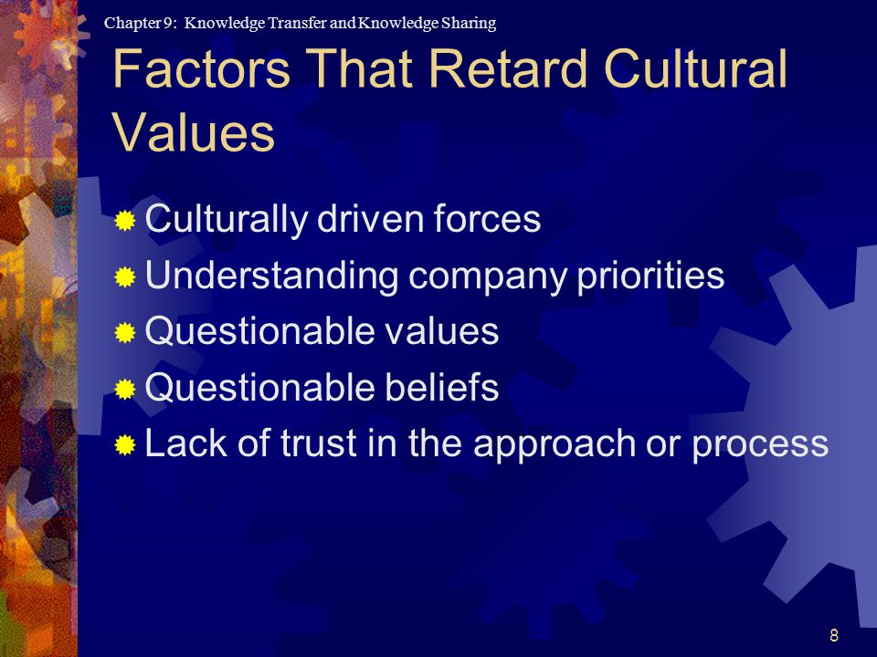 Assessing cultural values and beliefs