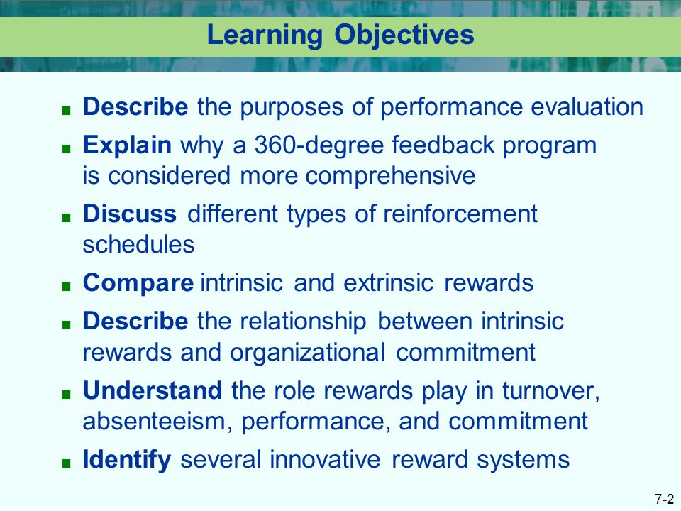 an examination of the different types of motivation and performance Key words extrinsic, intrinsic, incentives, intangible, motivation, performance,  rewards, tangible  theory to formulate motivation but all bring in different ideas   for exam- ple herzberg's theory of motivation (1959) is still used nowadays.