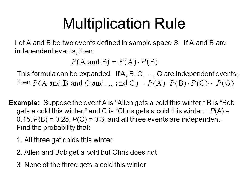 Probability and Discrete Random Variable - ppt download
