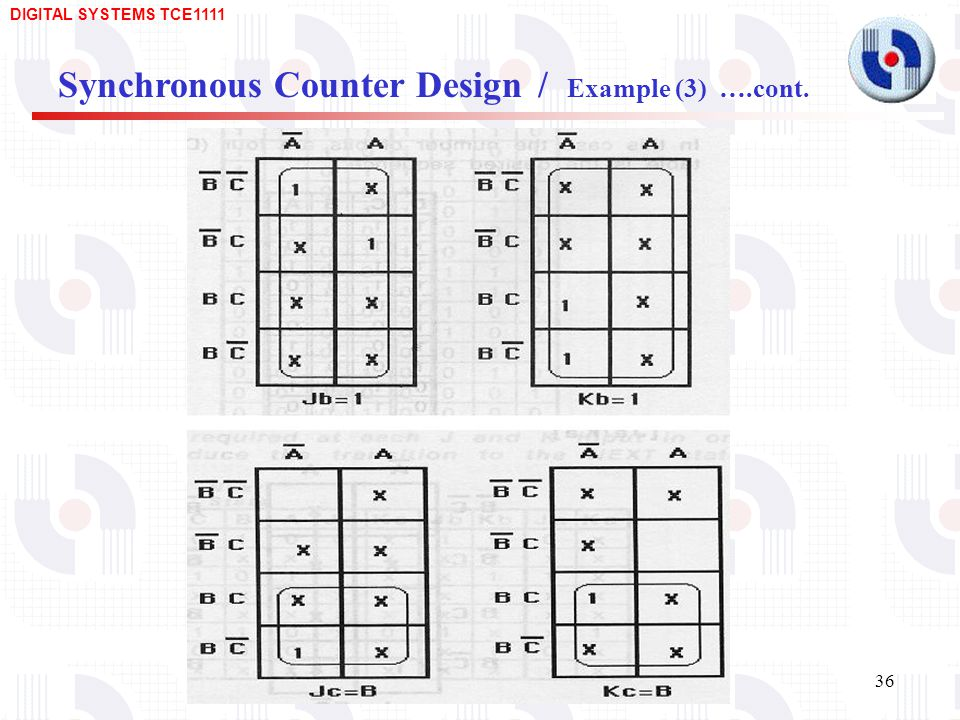 synchronous and asynchronous counters pdf
