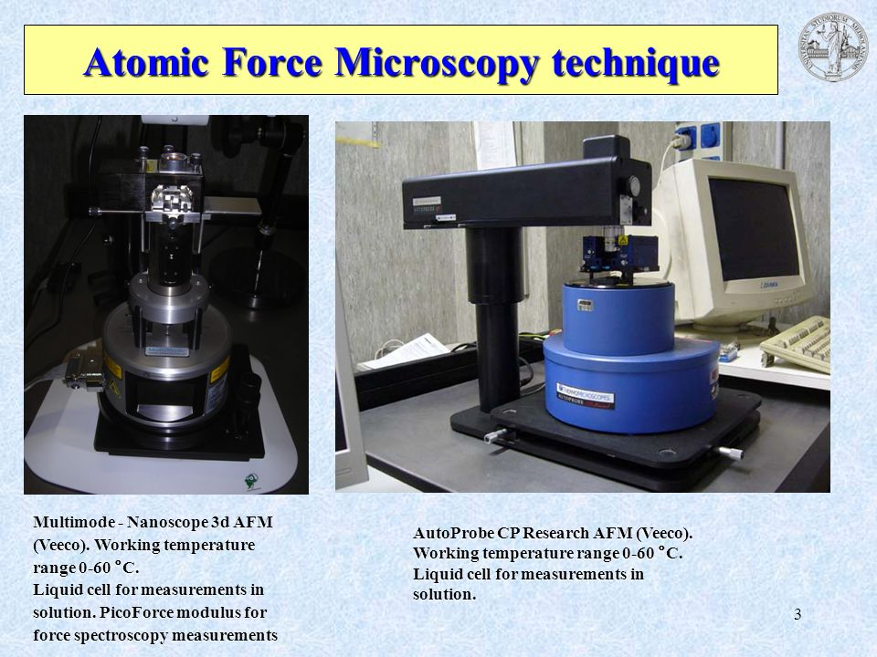 Atomic Force Microscopy technique