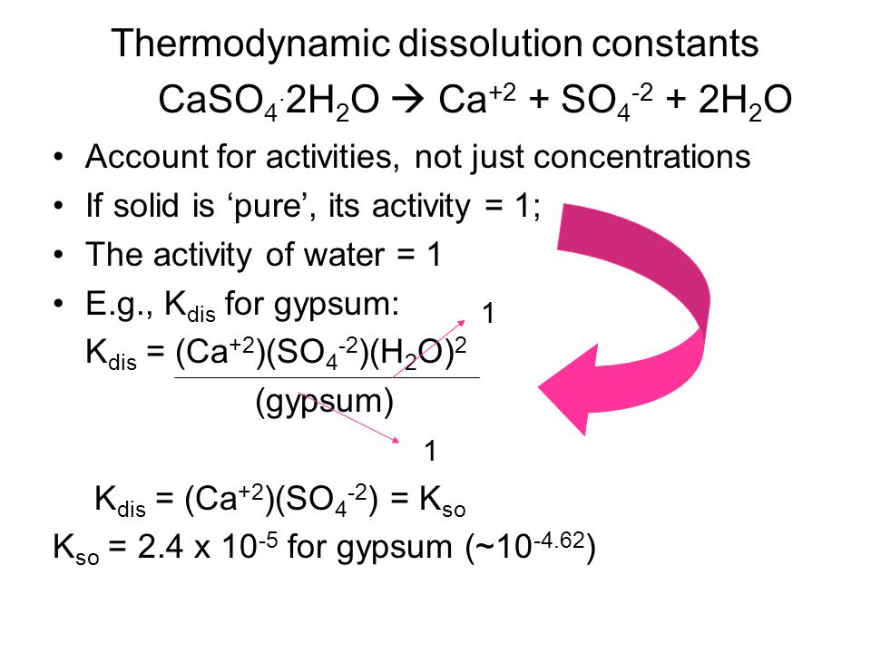 determining thermodynamics ca oh 2 solubility in water Calcium hydroxide is an ionic solid that is sparingly soluble in water a saturated, aqueous, solution of ca(oh) 2 is represented in equation form as shown below.