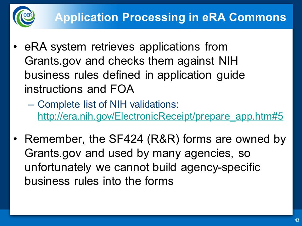 sf424 r&r application guide forms e