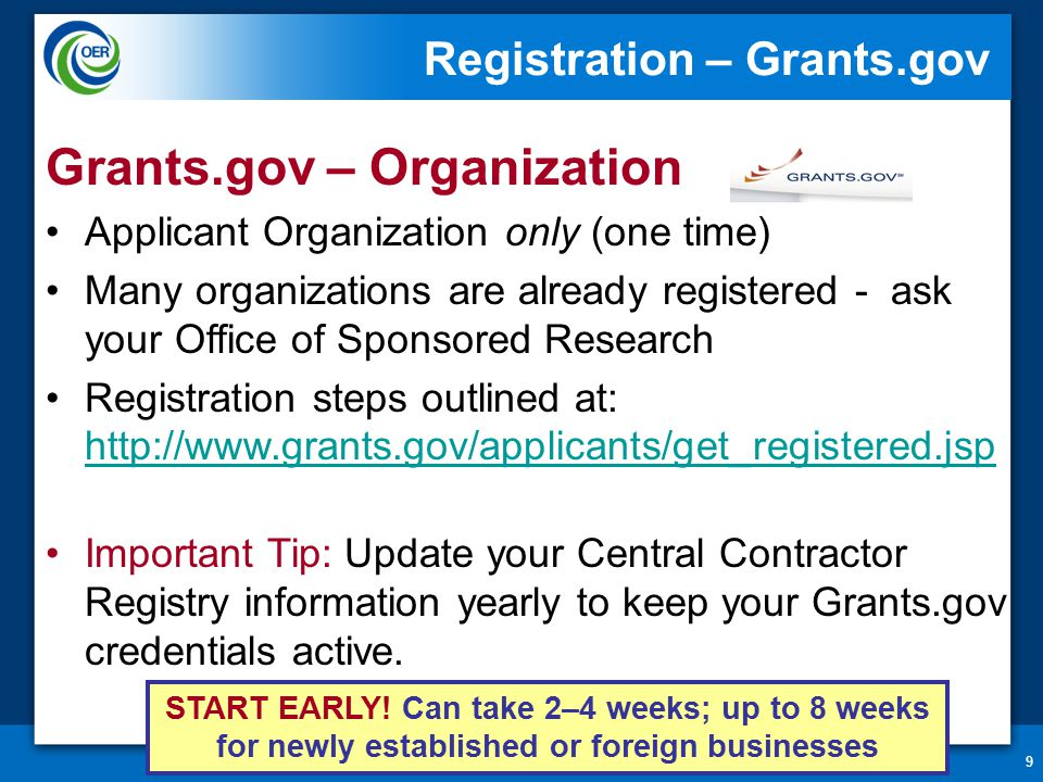 Grants Process Overview  grantsnihgov