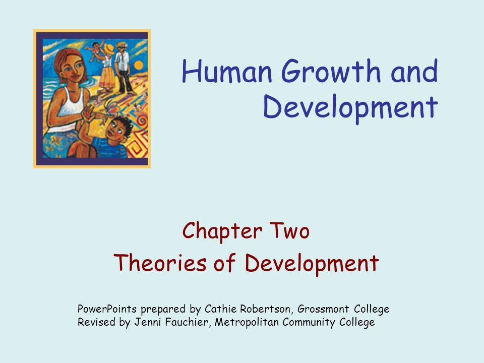three theories related to human growth and development Sample assessment questions: human growth and development copyright   image may be experiencing the age-related deterioration in vision known as:   piaget's theory of cognitive development began with his study of:  in order of  frequency, the top three chronic health problems for women in middle adulthood  are.