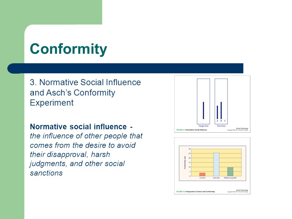 social influence conformity Both conformity and compliance are the group member must attribute someone as having the legitimacy and credibility to lead or influence , advanced social.