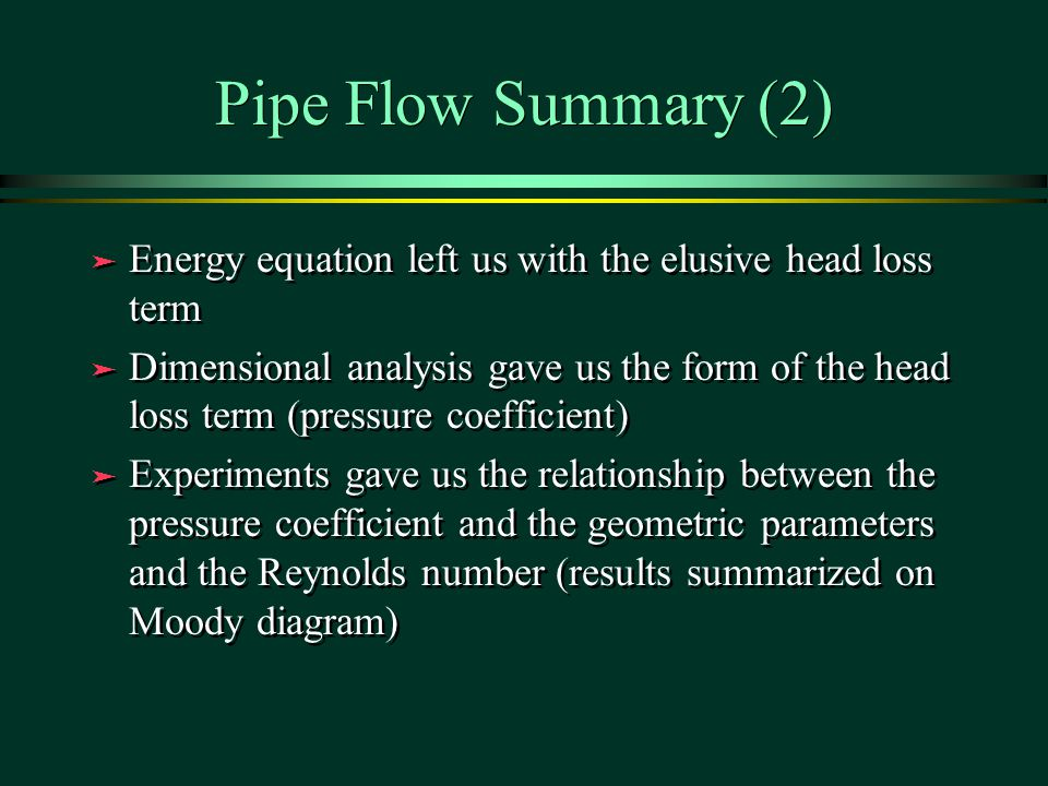 Viscous flow in pipes ppt video online download 47 pipe ccuart Images