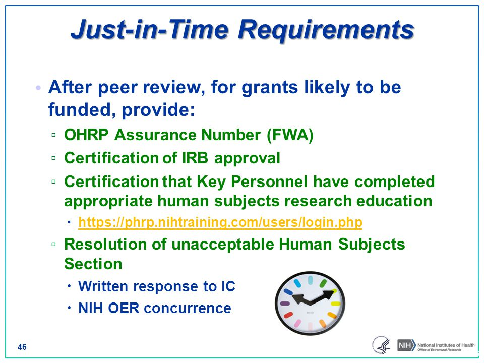 Just-in-Time Requirements