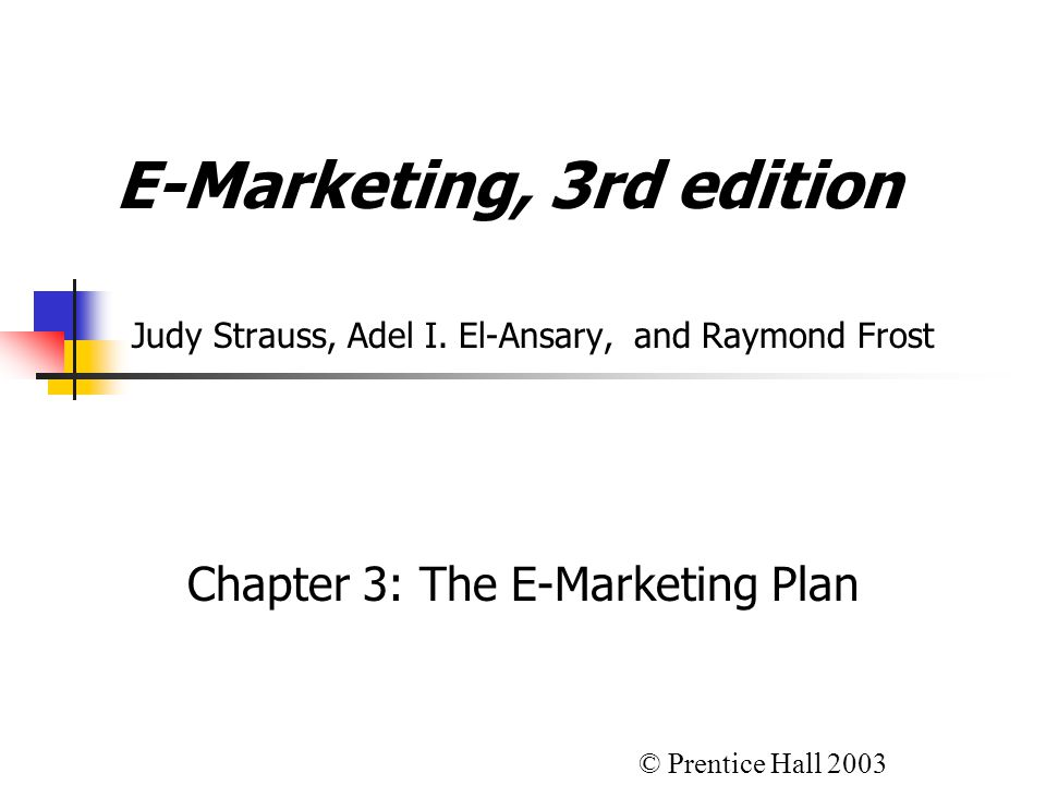 PDF Download E-marketing 7th Edition