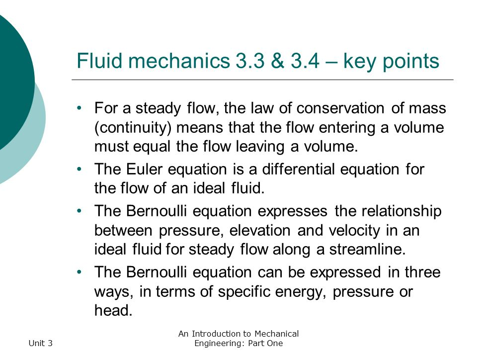 application of differential equation in mechanical engineering ppt