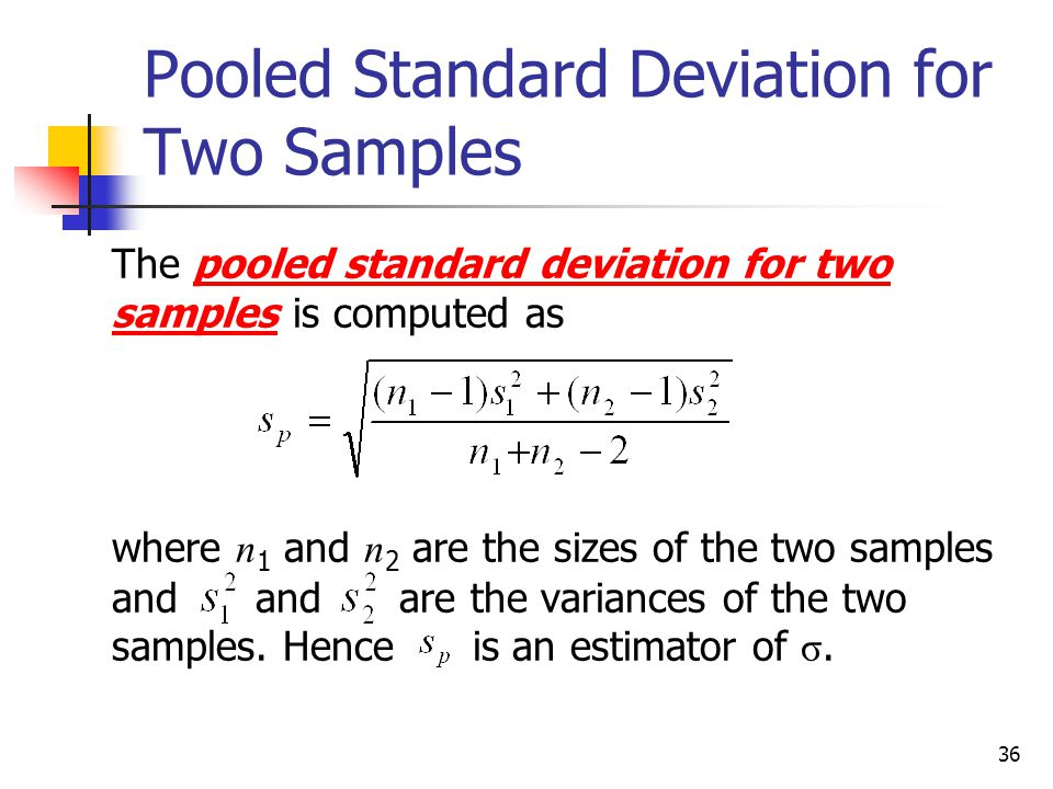 ESTIMATION AND HYPOTHESIS TESTING: TWO POPULATIONS - ppt download