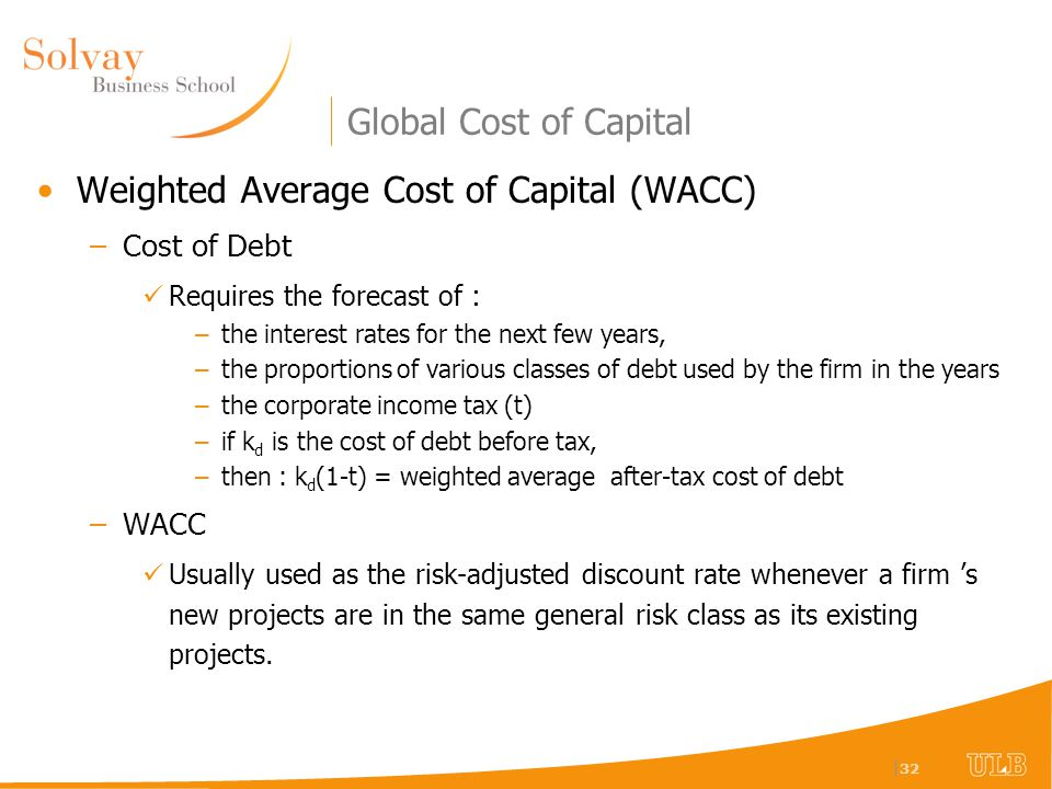 how to find cost of debts wacc