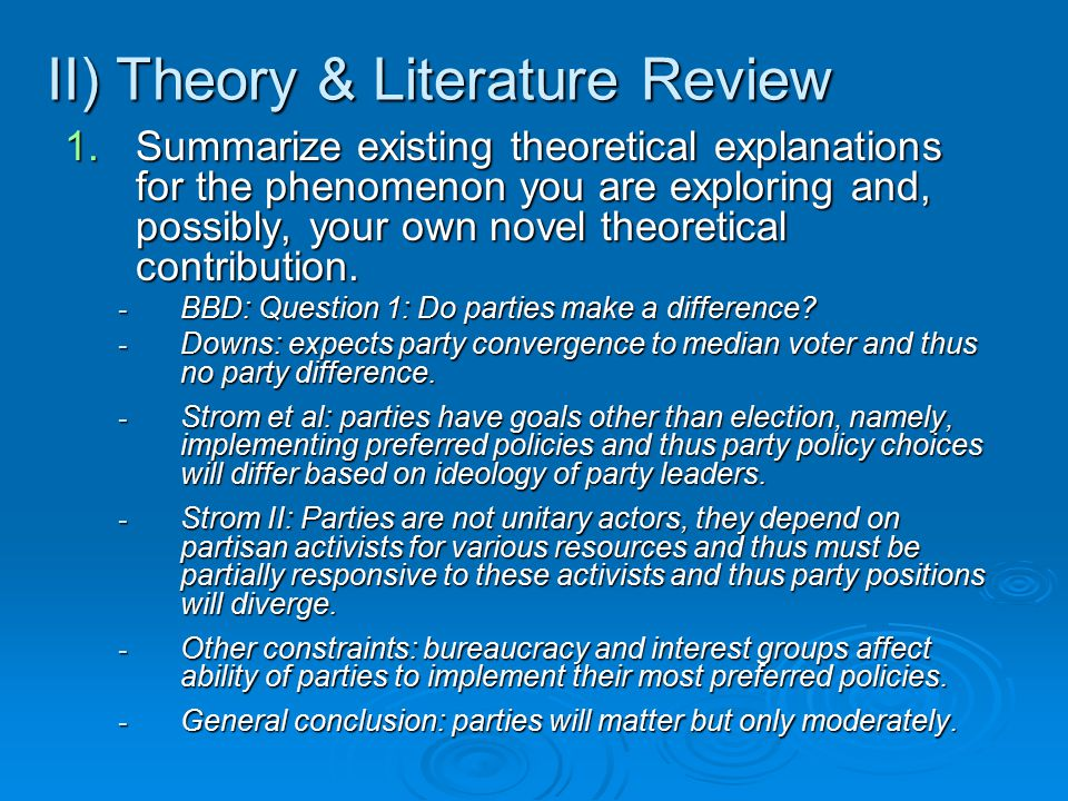 literature review on motivational theory essay Sample essay on motivation topics order custom essays, term papers and research papers from writing expert now menu  literature review  applying motivational theory to an educational context we draw our attention toward skill development, satisfaction and achievement.