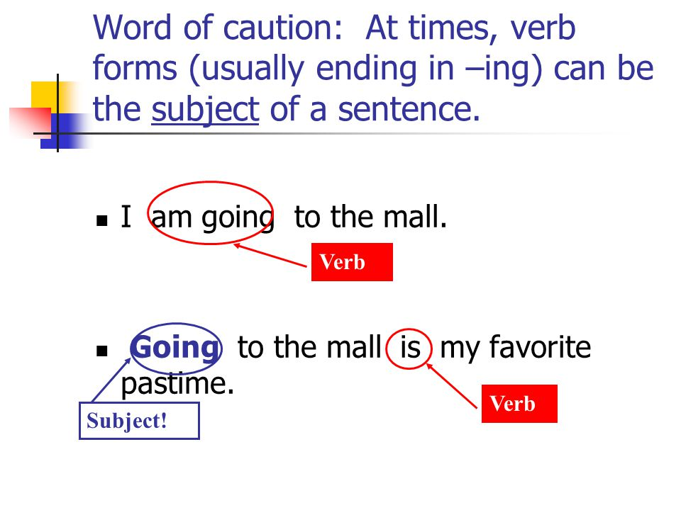 Are You Allowed to Start a Sentence With a Verb? | Pen and ...