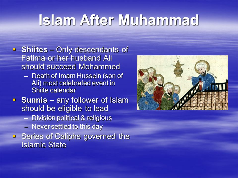 history of muhammad and islam pdf