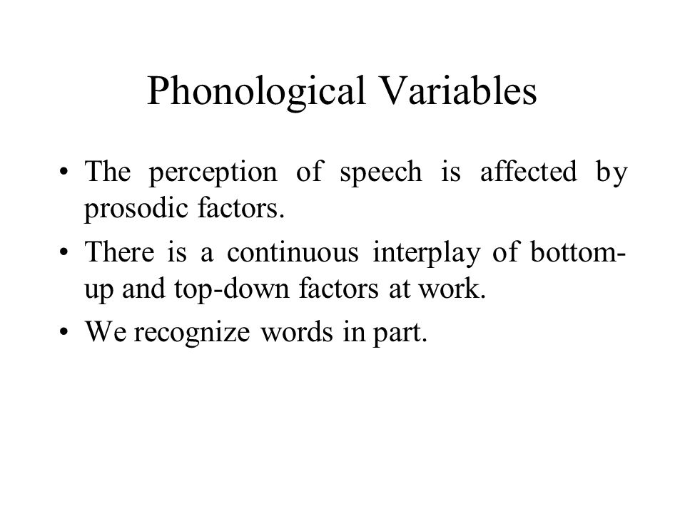 relations between phonological and prosodic sensitivity The study set out to elucidate the relationship between prosodic sensitivity and literacy between prosodic sensitivity and phonological.