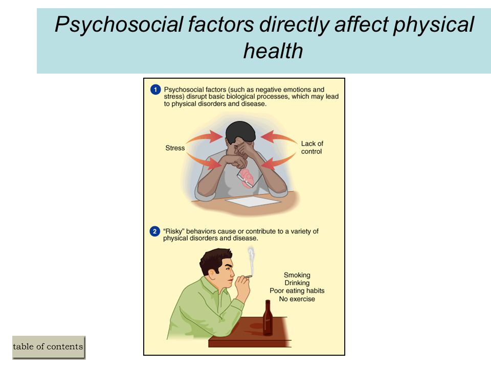 Physical Disorders and Health Psychology - ppt video ...