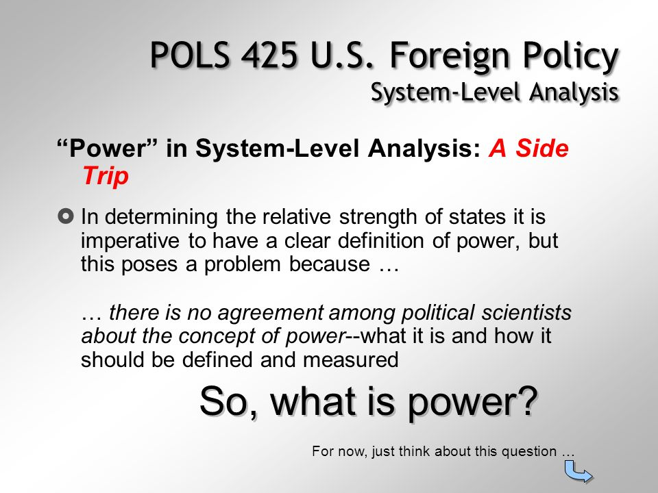 what is foreign policy analysis This chapter contrasts the explanations provided by international structure to those provided by foreign policy analysis (fpa) although less parsimonious than .
