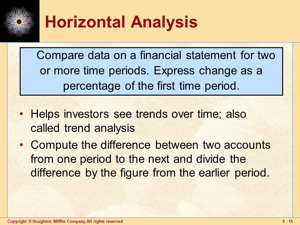 difference between horizontal and vertical analysis of financial statements Financial management mooc,  difference between horizontal and vertical analysis of income  perform that will help us look at income statements and.