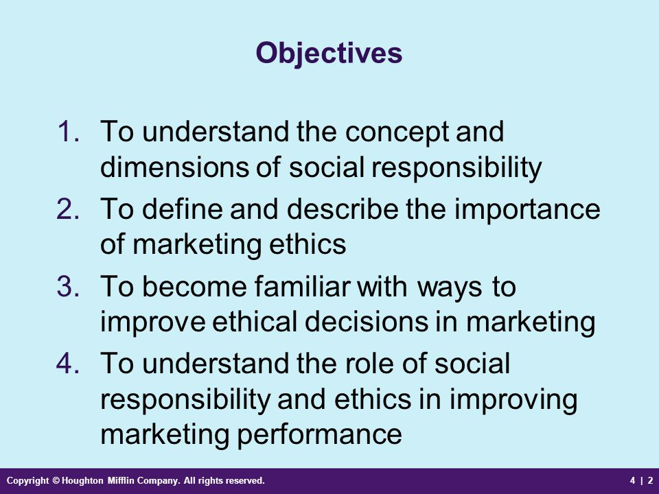 an introduction to the importance of social responsibility to a company Social responsibility the importance of corporate social responsibility company will support, such as corporate donations.