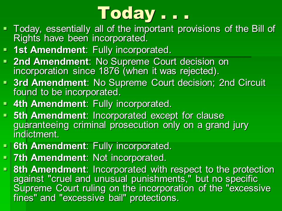 sixth amendment essay The sixth amendment was written by george mason, who was a mentor of george washington it was written just a month before the declaration of independence with few changes it was included into the virginia declaration of rights adopted in 1776.